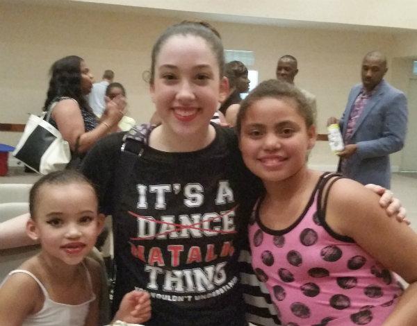 Ballet Elite Girls