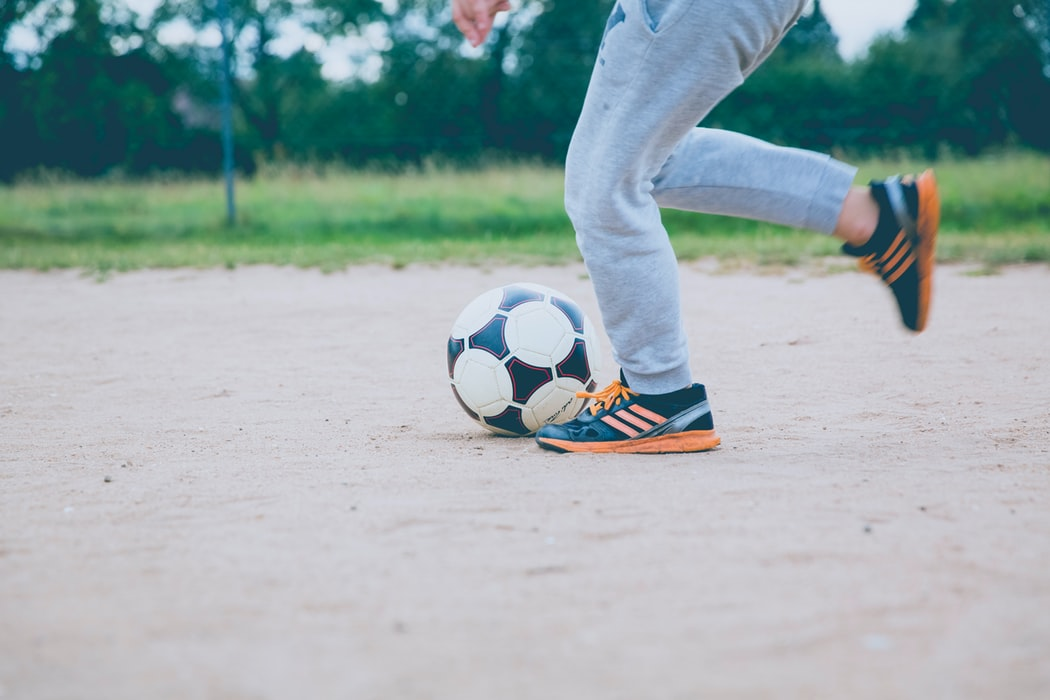 Young athletes can be faced with many injuries while growing